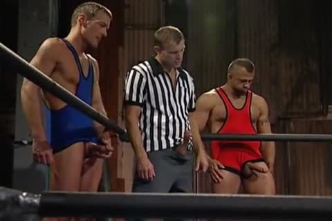 Tag Team orgy: Blu Kennedy, Bobby Williams, Cliff Rhodes, Jay Armstrong, Jon Galt, Spencer Quest