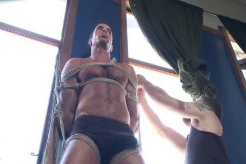 huge knob Muscled God Edged