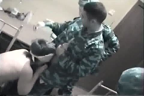 To those Russian Soldiers Brought A dude-skank