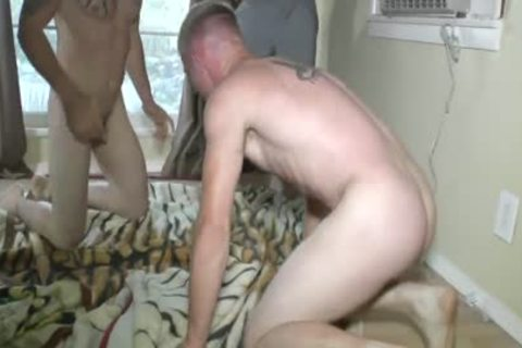 Marine Buddies naked Wrestling