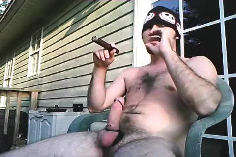 one greater amount daddy clip Of Me Stroking Outside When I Lived In Alabama. Just Enjoying A admirable Cigar And Being A fellow!