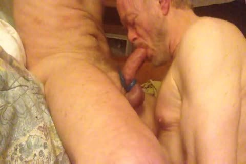 One weenie sucker And One Cockfeeder  together In A 10 Minute long Celebration Of blowjob-sex stimulation. Moans  Issue From The face holes Of one as well as the other males As They Tune Out The World And receive completely Involved In One one greate