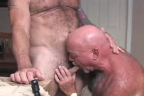 hairy guys not ever Give Up On Rim Job