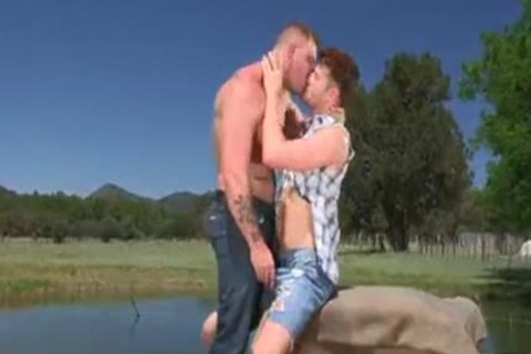 Austin Wolf plowing Outdoor