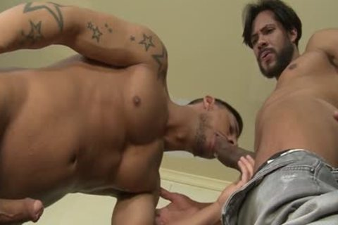 Latin Son irrumation With ejaculate flow