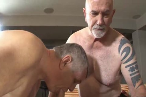 Clark, Morgan, And Pietro fuck And engulf