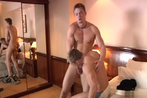 large rod Son oral And cumshot