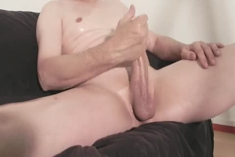 Oiled Masturbation 189