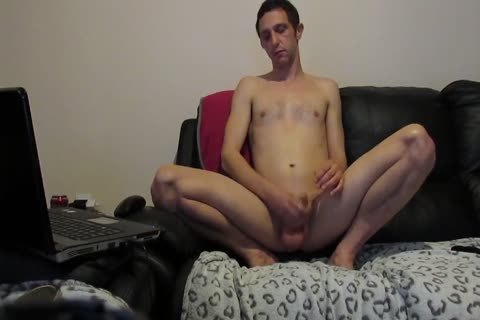 pecker And ass Masturbation With Finger In wazoo
