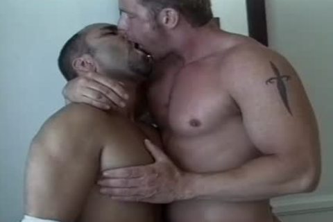 Tanned studs have a enjoyment An Intimate moment jointly