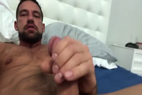 naughty dude Showers, Stretches And Jerks Off