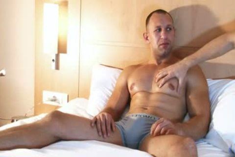 straight man In A homo Porn In Spite Of Him : Igor My Gym Trainer