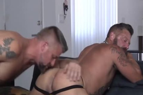 Christian And Jasper poke raw