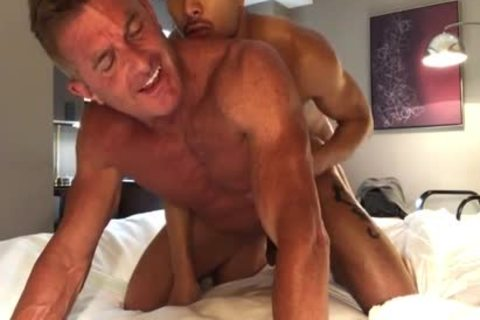Daddy loves asian penis