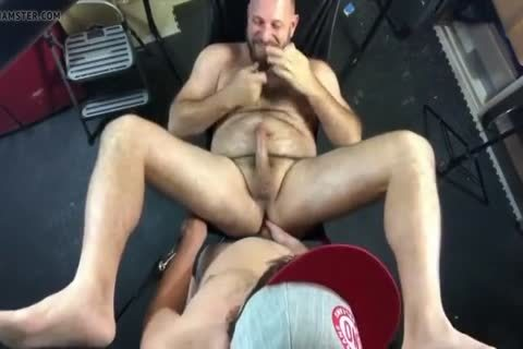 DADDY pounds RAUNCHY COUNTRY Lad