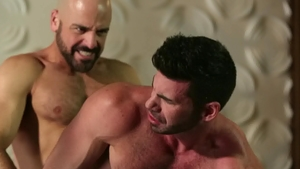 IconMale.com: DILF Adam Russo impressed by nice big dick daddy